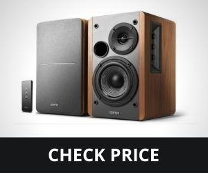 Edifier R1280T Powered Bookshelf Speakers-