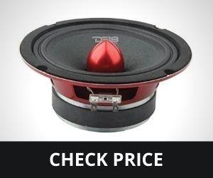 DS18 PRO-X6.4BM Loudspeaker (1 speaker) best car speaker
