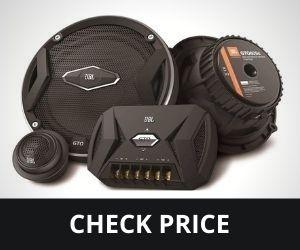 JBL GTO609C Premium 6.5-Inch car speakers pair