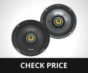 KICKER CS Series CSC654  Car speaker pair