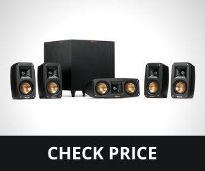 Klipsch - Theater Pack 5.1 Surround Sound System best design ever