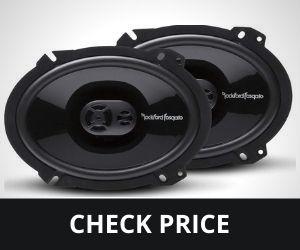 Rockford Fosgate P1683 speakers pair
