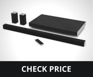 VIZIO SB4051-D5  Slim Soundbar System best for small rome and tight space