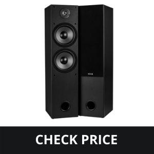 Dayton Audio T652 2-Way Tower Speaker Pair