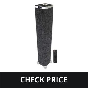Rockville All-in-One Tower Bluetooth Speaker System