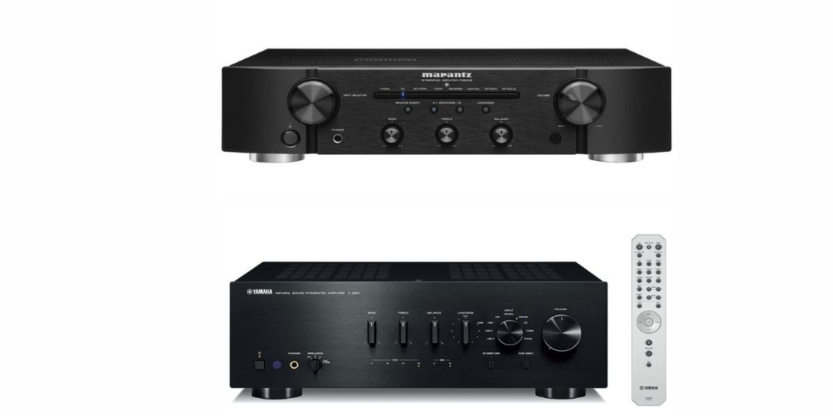 best integrated amps under 1000