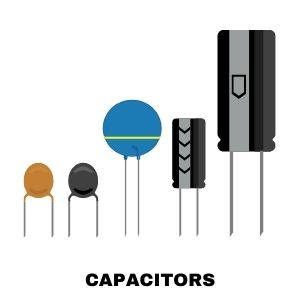 capacitors can be used To Make Car Speakers Louder Without Amp