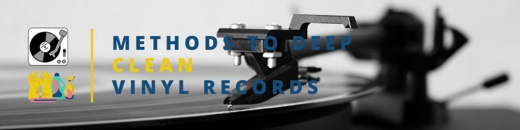 How To Deep Clean Vinyl Records
